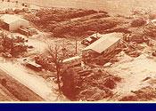 Devereaux Sawmill aerial photo 1966